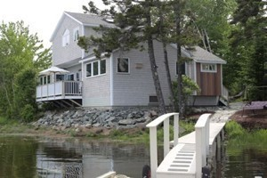 Quietside Properties :: Waterfront vacation rentals on beautiful Mount Desert Island, near Acadia National Park. All cottages on, or with views of the ocean in Bass Harbor or Southwest Harbor.