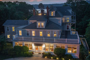 Bass Cottage Inn: Exclusive...without being remote